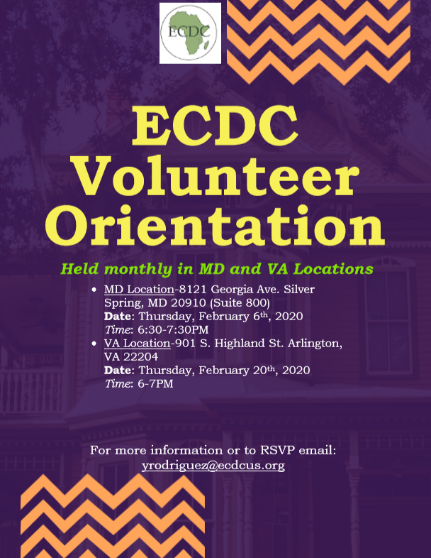 Read more about the article Volunteer Orientation